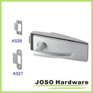 Stainless Steel Glass Door Latches and Locks (GDL020D-1) pictures & photos