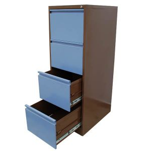 4 Drawer Metal Filing Cabinet pictures & photos