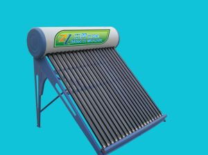 Compact Non-Pressure Solar Water Heater pictures & photos