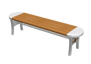Outdoor Park Bench for Hot Sale pictures & photos