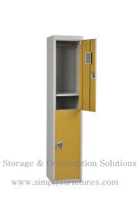 Living Room Metal Wardrobe Locker (T5-LK06B) pictures & photos