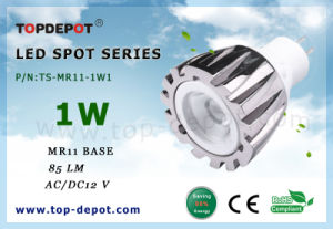 LED Spot Light-1w/2w (TS-MR11-1W1/ TS-MR11-2W1)