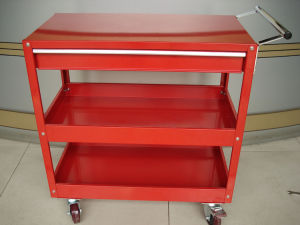 Metal Tool Cart /Trolley (TC-2513)