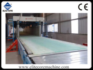 Fully-Automatic Sponge Foam Continuous Foaming Machine pictures & photos