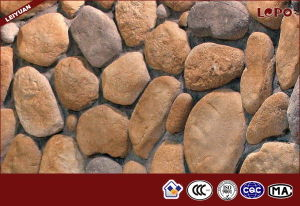 Stone Panel Cast Stone Cobble Stone