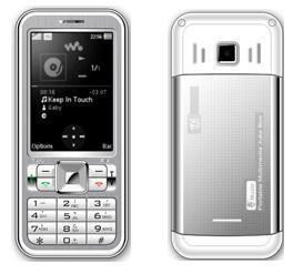 Mobile Phone (TV-998)