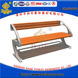 Outdoor Wooden Bench, Park Bench (BHD 16801)