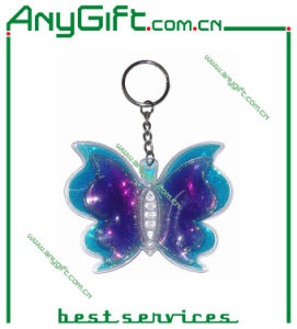 Liquid Keyring with Customized Logo (LAG-PK-08) pictures & photos