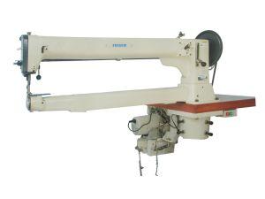 Single Needle Long Arm Unison Feed Lockstitch Machine pictures & photos