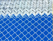 Diamond Chain Link Fence pictures & photos
