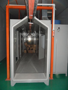 High Quality Powder Coating Machine for Air Conditioning Shell pictures & photos