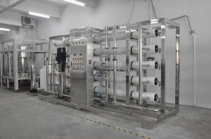 RO System Drinking Water Purification Device pictures & photos