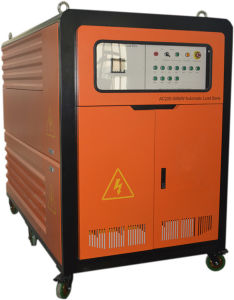 400kw AC Variable Resistive Power Load Bank pictures & photos