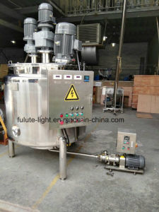1000 Liter Stainless Steel Cosmetic Mixer Tank pictures & photos