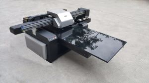 High Quality Multi-Function UV Flatbed Printer for CD, Card, Pen, Golf Ball, Bottle. pictures & photos