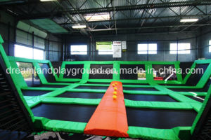 Relaxing Indoor Trampoline Park Prices pictures & photos