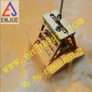 Hydraulic Clam Shell Bucket Single Rope Radio Remote Control Grab pictures & photos