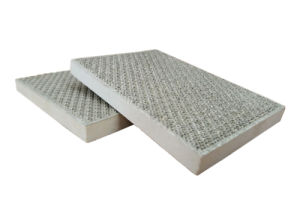 Infrared Catalytic Ceramic Plate for Gas Burner/Heater
