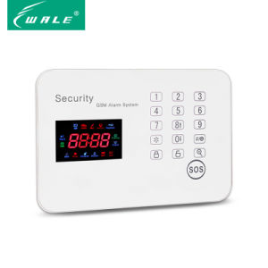Touch Keypad Home & Office Wireless GSM Alarm System pictures & photos