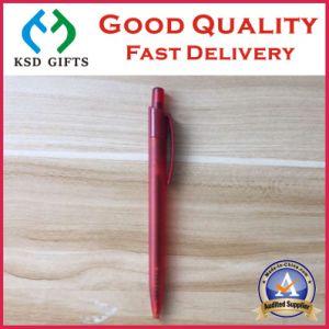 Popular Custom Logo Metal Colorful Click Pens pictures & photos