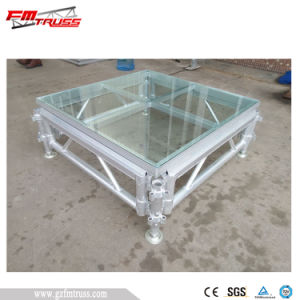 Removable Adjustable Entertainment Acrylic Stage pictures & photos
