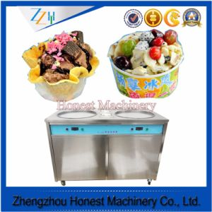 Hot Sales Stir Fry Ice Cream machinery with Good Compressor pictures & photos