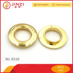 Factory Wholesale Custom Gold Metal Bag and Clothings Accessories pictures & photos