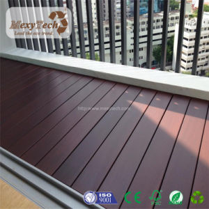 Hot Sale Wood Grain Waterproof WPC Decking in Spain pictures & photos