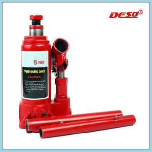 Mechanical Vertical Hydraulic Bottle Jack pictures & photos