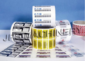 Automatic Full UV Barcode Label Printing Machine pictures & photos