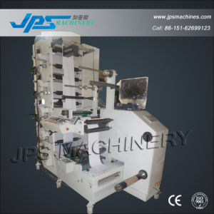 Jps420-5c-B Roll Self-Adhesive Sticker Label Printing Machinery pictures & photos
