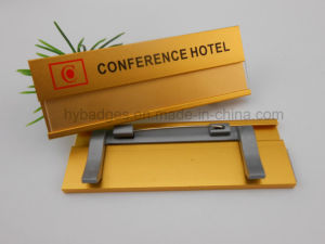 Stock Name Badge Mold for Customizing Logo (GZHY-LP-023) pictures & photos