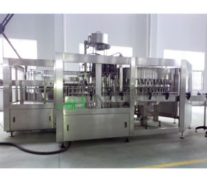 2000bph Water Bottle Filling Line with Reverse Osmosis Water System pictures & photos