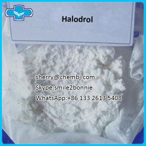 99% Purity Bodybuilding Supplements Prohormone Powder Halodrol pictures & photos
