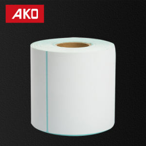 OEM Accepted Shop Label Blank Adhesive Sticker Self Adhesive Tape pictures & photos