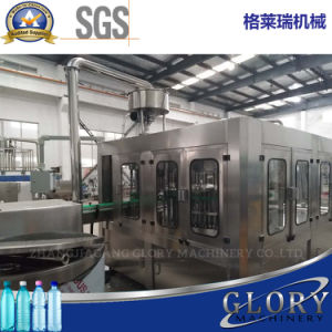 Automatic Bottle Water Filling 3in1 Monobloc Machine pictures & photos