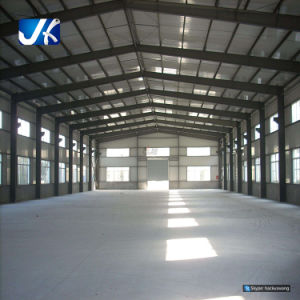 Large Span Steel Structure Prefabricated Warehouse Workshop Hangar Buildings pictures & photos