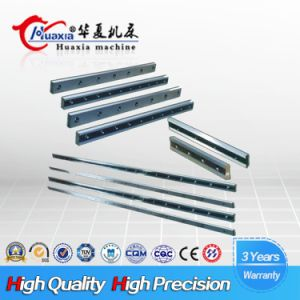 Good Quality Shearing Blade for Metal Cutting Machine, Good Quality Shearing Blade pictures & photos