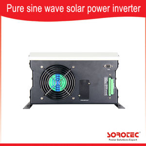 Low Frequency Pure Sine Wave Solar Inverter with MPPT Solar Charge Controller pictures & photos