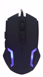 6D Blue Light Gaming Mouse Private Model 2400 Dpi pictures & photos