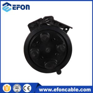 Dome Type Mechanical Sealing Method up to 48 Cores Fiber Optic Splice Enclosure pictures & photos