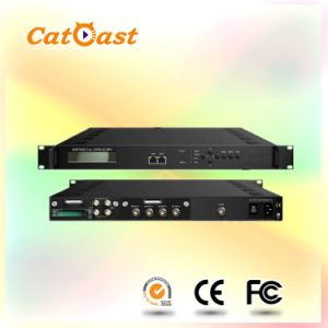 DVB-C IRD with Asi IP in and out Demodulation pictures & photos