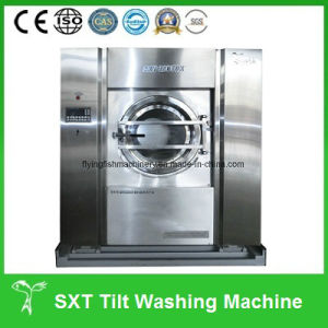 120kg Fully Automatic Industrial Tilt Washer Extractor pictures & photos