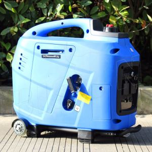 Bison (China) BS-X4600 Household Key Start Inverter Portable Generator pictures & photos