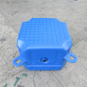 2017 Hot Sale 500*500*400mm Blue Jet Ski Floating Dock Pontoon Cube for Sale in China pictures & photos
