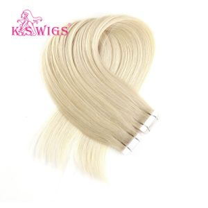 High Quality Tape Hair Virgin Human Remy Hair Extension pictures & photos