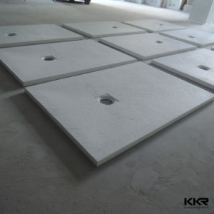 Artificial Stone Bathroom Square Shower Tray pictures & photos
