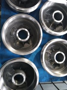 Heavy Duty BPW Brake Drum 0310600010 for Germany Market pictures & photos