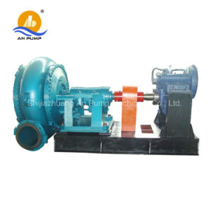Large Capacity Centrifugal Chrome Alloy Sand Extraction Diesel Pump pictures & photos