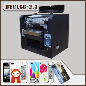 2017 High Quality UV Digital T-Shirt and Wood Printer Cheap Price pictures & photos